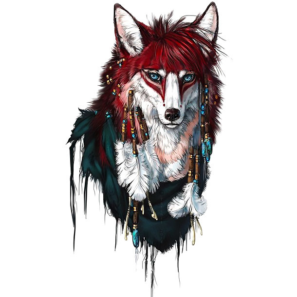 Best Red Fox Tattoo Design