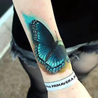 Best Butterfly Tattoo