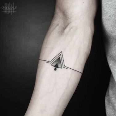 Deep Meaning Bracelet Tattoo