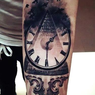 Good Arm Tattoo