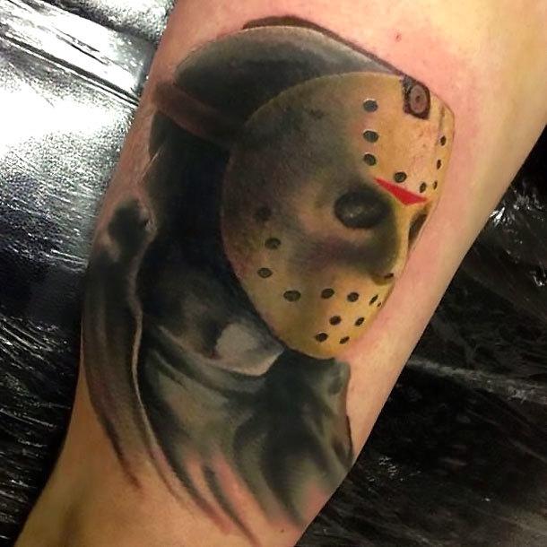 Jason Tattoo Idea