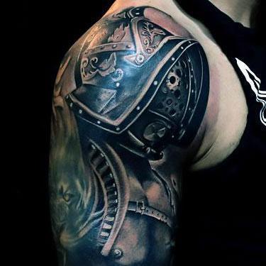 Arm Guys Tattoo