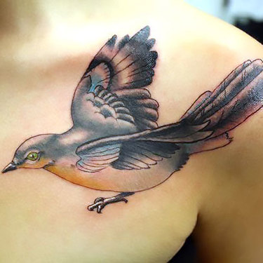 Mockingbird Tattoo