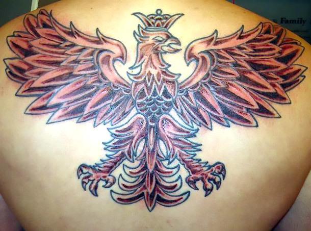 Polish Eagle Tattoo Idea
