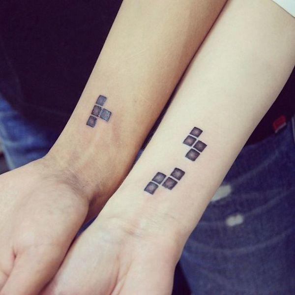 Matching Wedding Tattoos Tattoo Idea