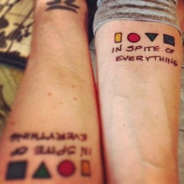 Awesome Brothers  Tattoo