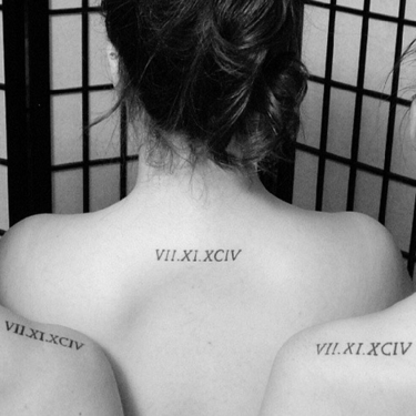 Three Twins  Tattoo
