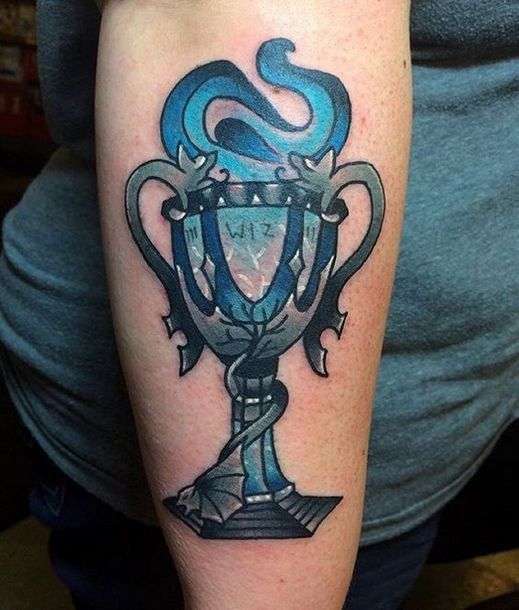 Goblet of Fire Tattoo Idea