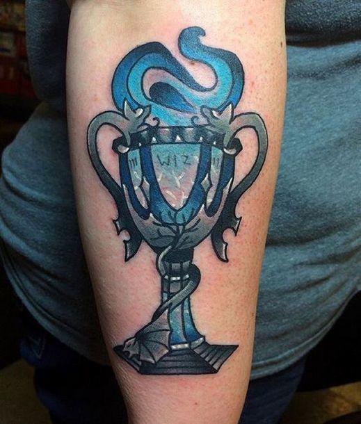 Goblet of Fire Tattoo Idea