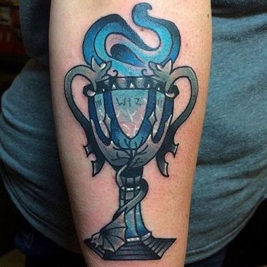 Goblet of Fire Tattoo