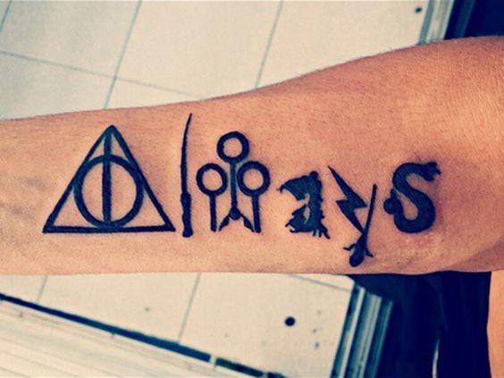 Always Tattoo Idea
