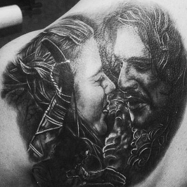 Jon and Ygritte Game of Thrones Tattoo