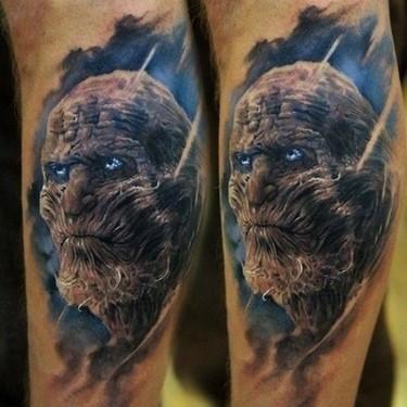 White Walker Tattoo