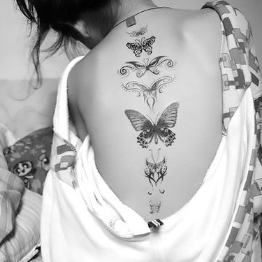 Butterfly Tattoos for Women Tattoo