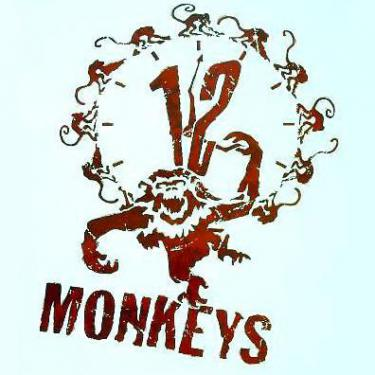 12 Monkeys Tattoo