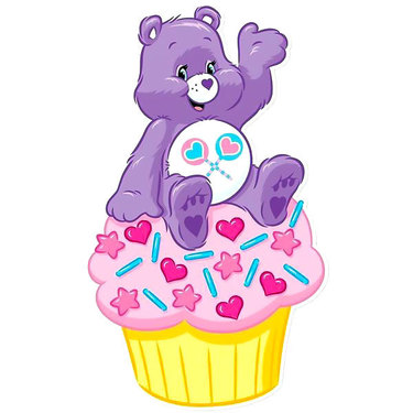 Care Bear on The Cake Tattoo