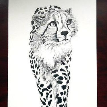 Cheetah Beautiful Tattoo