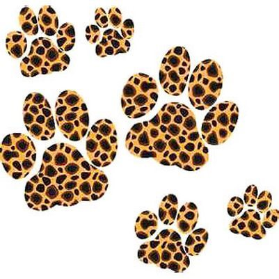 Cheetah Paws Tattoos Tattoo Design