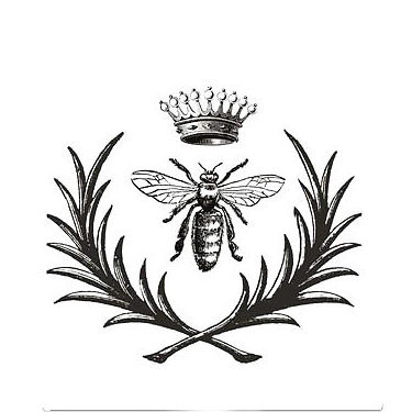 Crown Queen Bee Tattoo