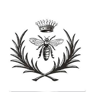 Crown Queen Bee Tattoo