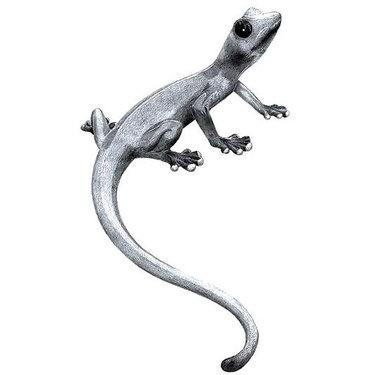 Grey Lizard Tattoo