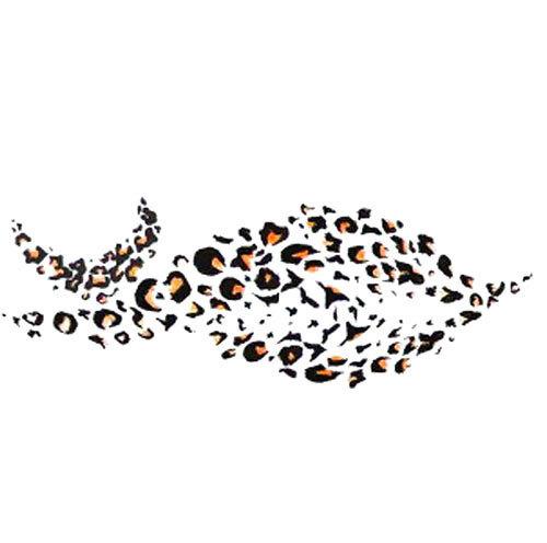 Leopard Spot Tattoo Design