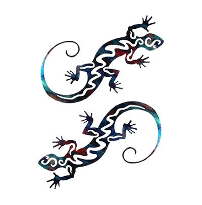 Lizards Tattoo Design