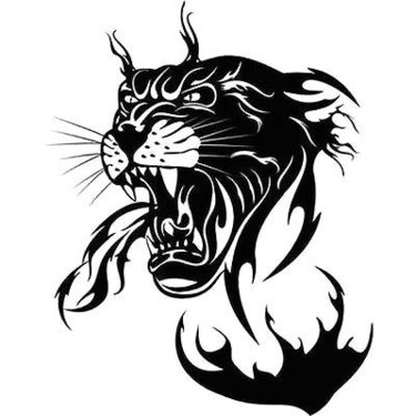 19 Creative Panther Tattoo Designs