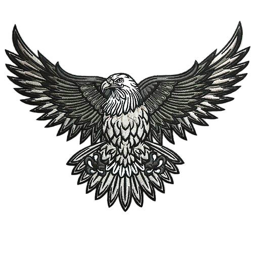 Bald Eagle Tattoo Design