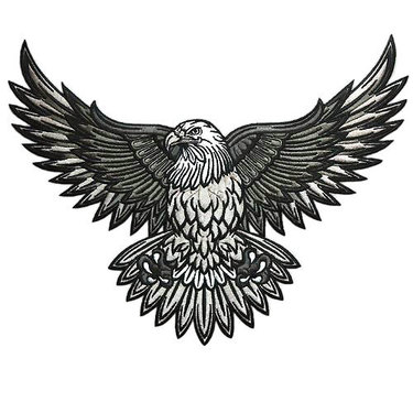 Bald Eagle Tattoo