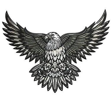 Bald Eagle Tattoo