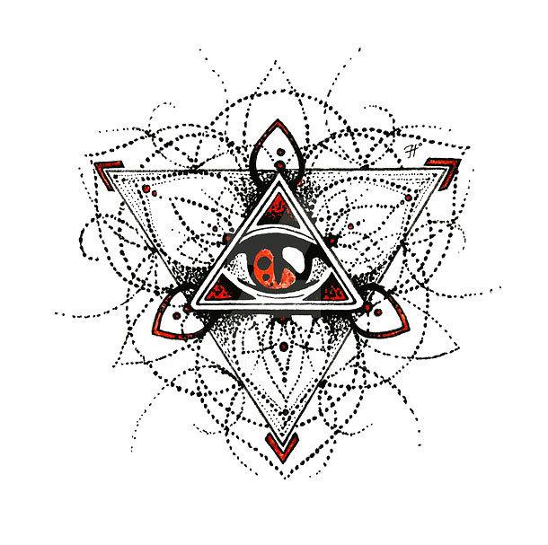 Best Dotwork Tattoo Design