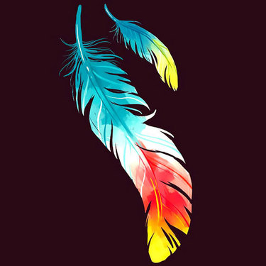 Best Feather Tattoo