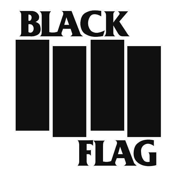 Black Flag Tattoo Design