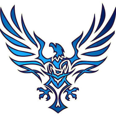 Blue Eagle Tattoo