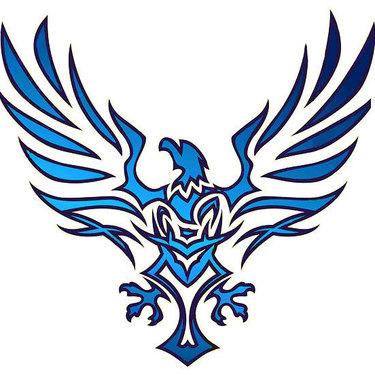 Blue Eagle Tattoo