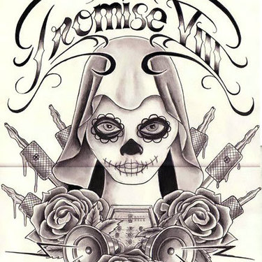 Chicano Promise Tattoo