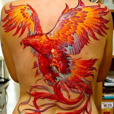 Best Phoenix Tattoo Tattoo