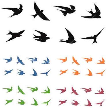 Small Birds Tattoo