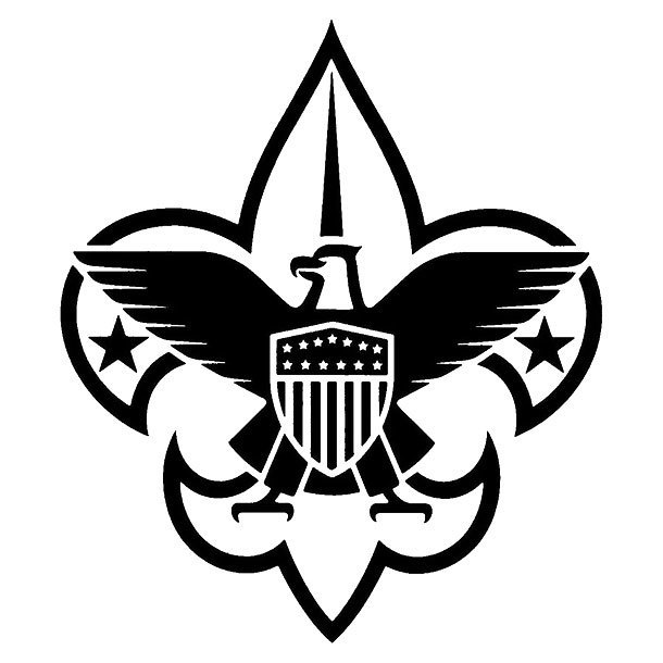 Eagle Scout Badge Tattoo Design