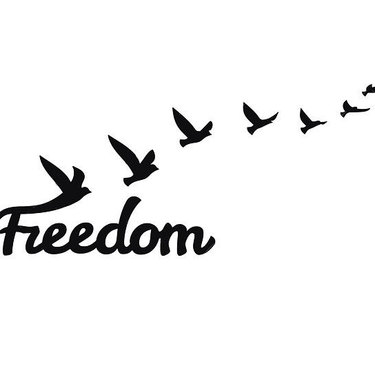 Freedom Birds Tattoo