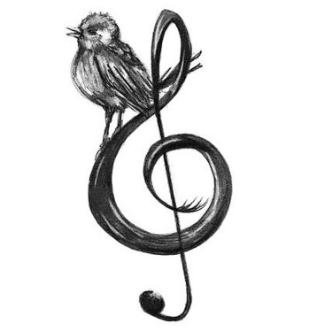 Little Songbird Tattoo