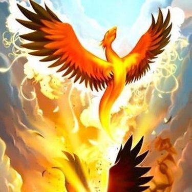 Resurrected Phoenix Tattoo