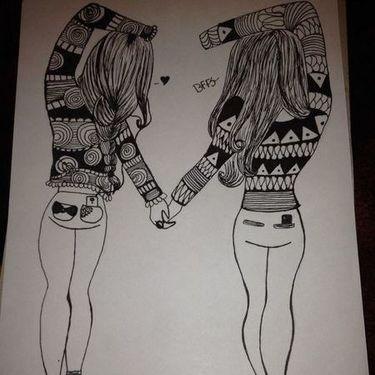 Cool Sisters Tattoo