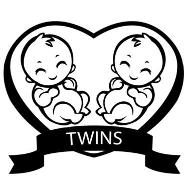 Twin Children  Tattoo