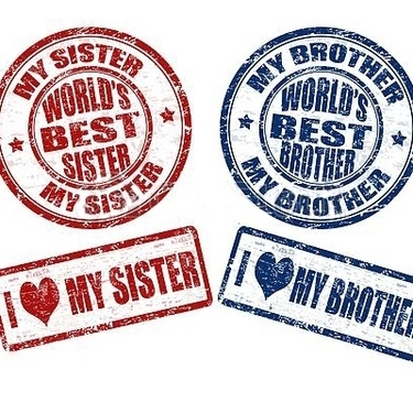 Stamp for Best Brother and Sister Tattoo