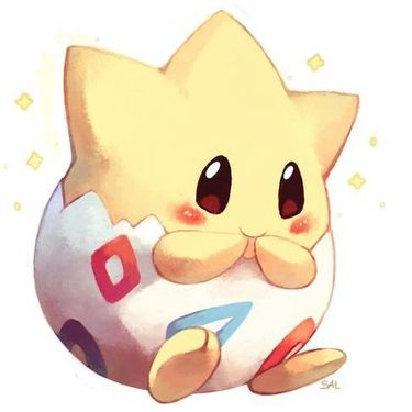 Togepi Pokemon Tattoo