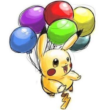 Lovely Pikachu Tattoo