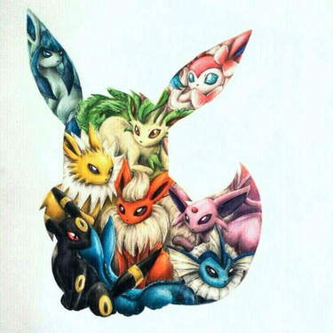 Eevee Tattoo