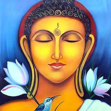 Buddha In Meditation Tattoo